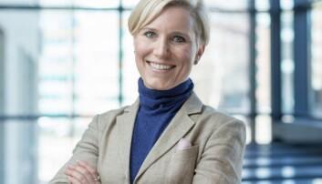 Birgit Farstad Larsen.