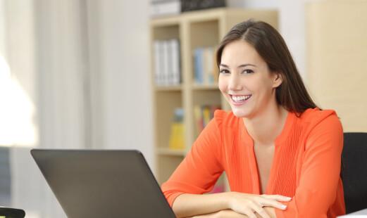 Jurister jobber mer effektivt på hjemmekontor