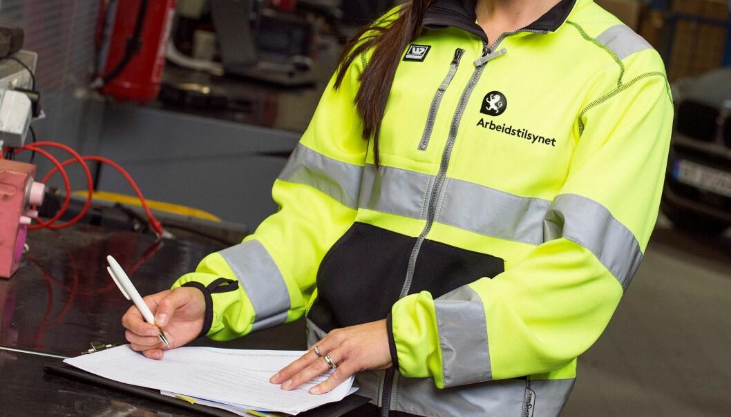 Arbeidstilsynet har gjennomført mer enn 500 tilsyn med ivaretakelse av smittevern ved norske arbeidsplasser siden midten av november.