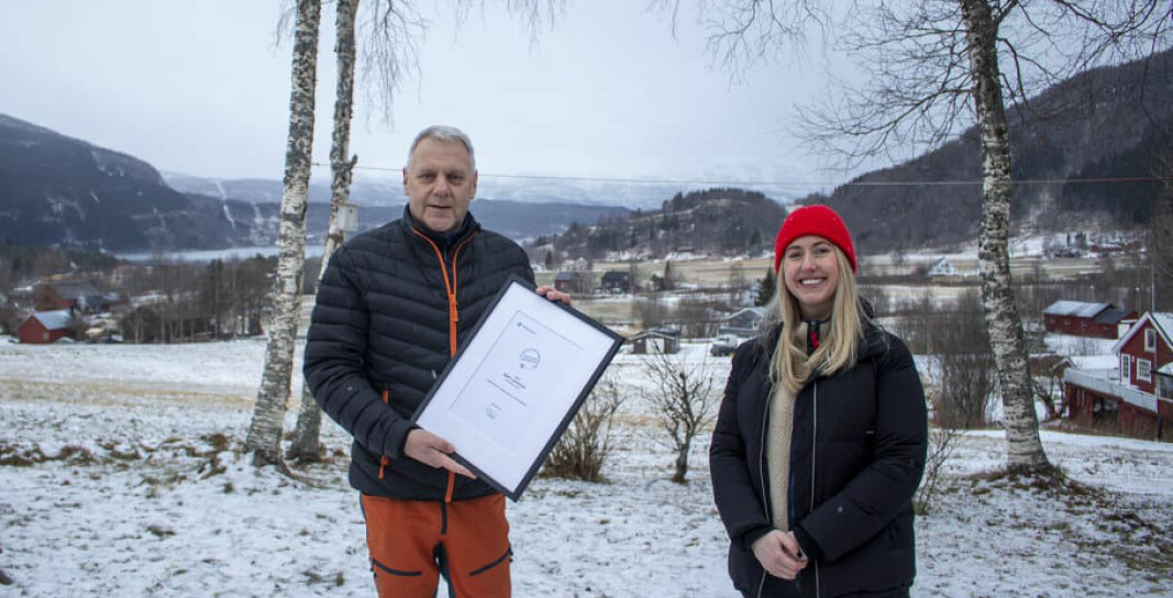 Luftfartstilsynets sikkerhetspris til Widerøe-veteran