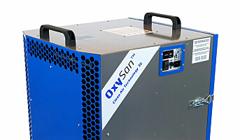 Ozonfri luftrenser