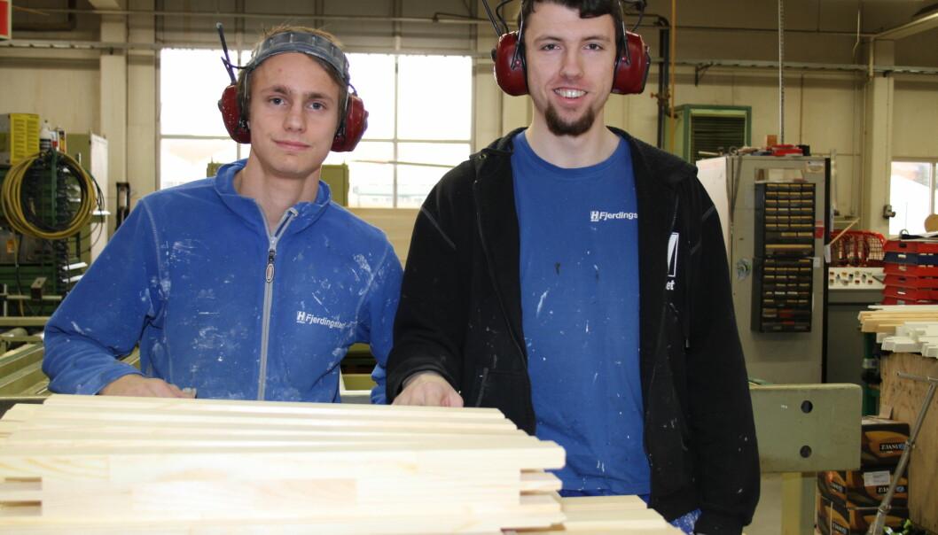 Norge skriker etter faglært arbeidskraft.