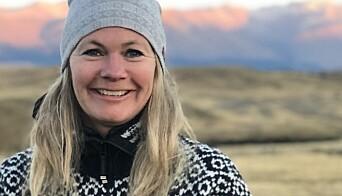 Cathrine Stange er administrerende direktør i Devold.