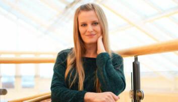 Anna Przybyszewska forsker på polakkene i Norge.