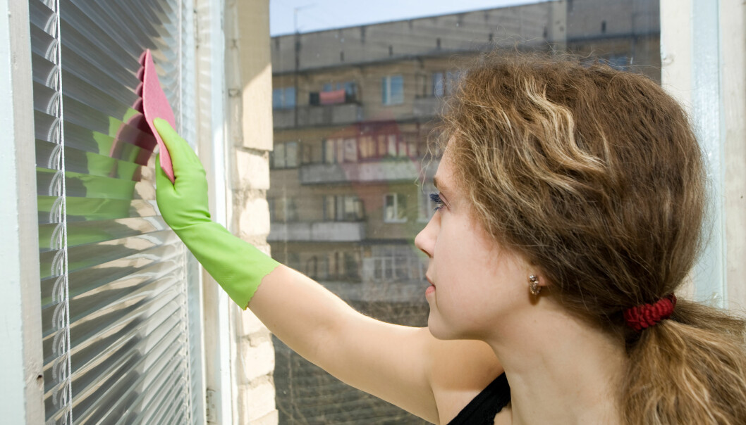 58 prosent av polske kvinner i Norge jobbet som renholdere i 2019.