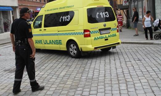 Helsepersonell: Flest ambulansearbeidere koronasmittet