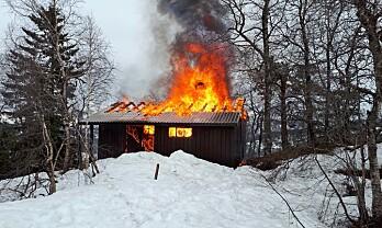 Ta med egen brannvarsler på hytta
