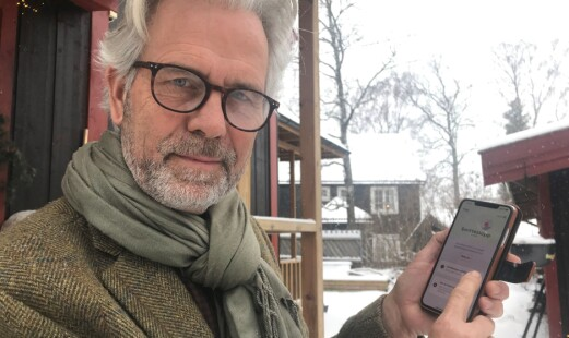Ta Smittestopp-appen i bruk på byggeplassen