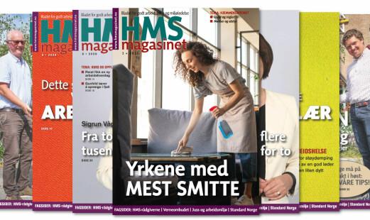 HMS-magasinet 1/2021 er ute nå