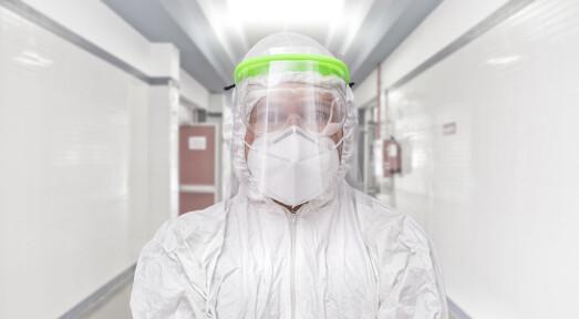 Koronapandemien har rammet helsearbeiderne hardt