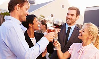 Tre råd for å begrense alkoholbruken i arbeidslivet