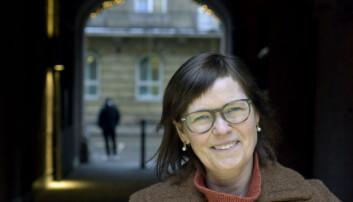 Elisabeth Ege, direktør i Akan kompetansesenter