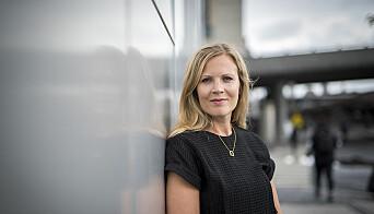 Heidi Finskas er direktør for samfunnsansvar i KLP