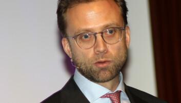 Nikolai Astrup, kommunal- og moderniseringsminister (H)