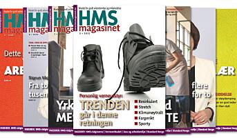 HMS-magasinet 2/2021 er ute nå