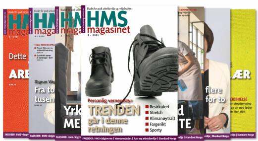HMS-magasinet nr 2 er ute nå