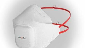 Det nye åndedrettsvern fra Uniqon Protection AS