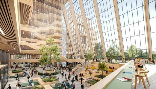 4500 nye arbeidsplasser i Construction City