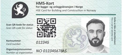 Hvor får vi HMS-kort?