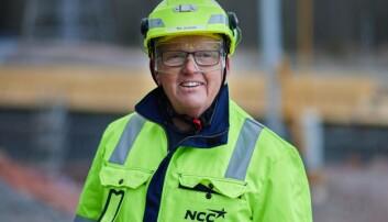 Per Jonsson er landansvarlig for NCC i Norge.