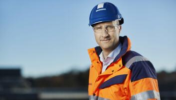 Ståle Rød er konsernsjef i Skanska Norge.