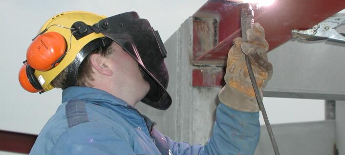 Helt andre utfordringer i fysisk krevende jobber