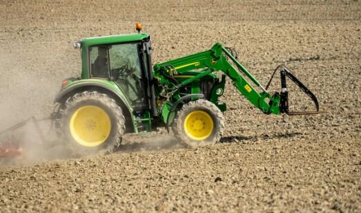 Unge bønder er positive til automatisering