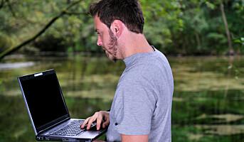 Lyst til å jobbe utendørs i finværet?