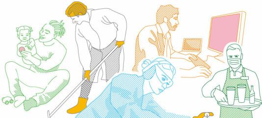 Faktabok: Arbeidsmiljø og helse