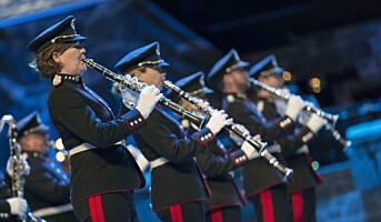 Å jobbe i Forsvarets musikkorps er ingen parademarsj