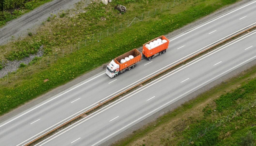 (Illustrasjonsfoto: Statens vegvesen/ Knut Opeide)