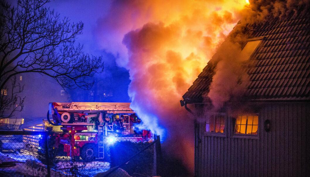 Hvert år dør det flere mennesker i boligbranner i Norge.