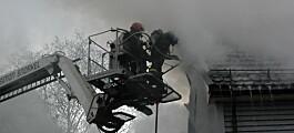 Færre døde i brann første halvår