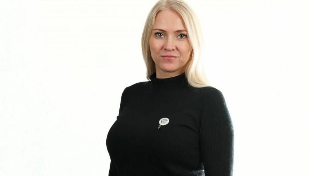– Det vil være stort behov for flere sykepleiere i årene fremover, sier leder Lill Sverresdatter Larsen i Norsk Sykepleierforbund.