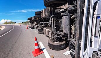 Vest- og søreuropeiske yrkessjåfører kjører farligere enn norske