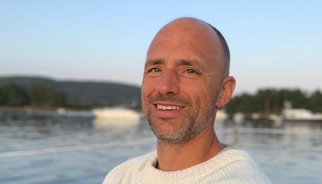 Petter Aamot Vangstein.