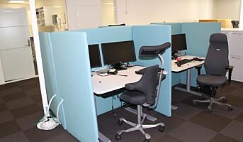 Banken sier opp kontorlokaler fordi de ansatte vil jobbe hjemme