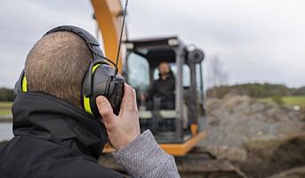 Hørselvern med toveis kommunikasjon