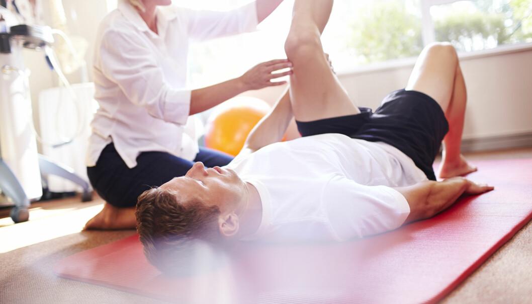 Vær forsiktig hvis du starter opp igjen med trening etter ferie og pandemi i høst. Mange comeback ender hos fysioterapeuten.