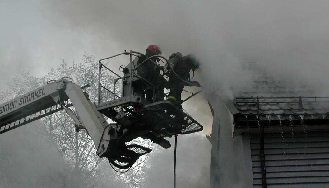 Ny brannforskrift kommer i 2022.