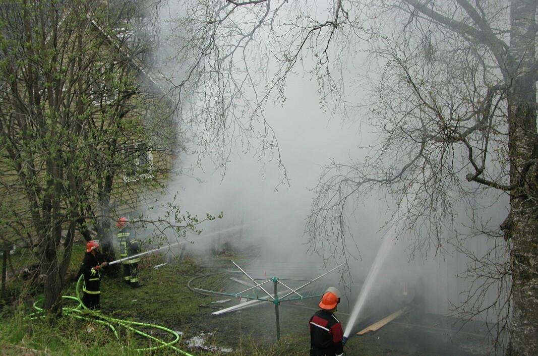 Neste år kommer ny brannforskrift