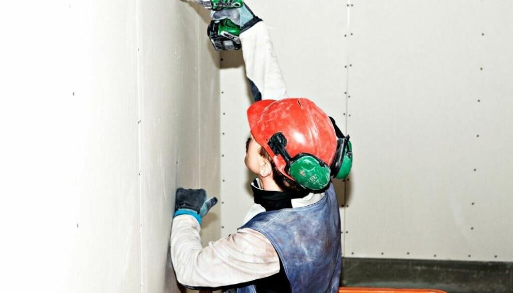 Hva kan gjøres for å forebygge muskel- og skjelettplager i bygg og anlegg?