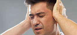 En av fem nordmenn har tinnitus