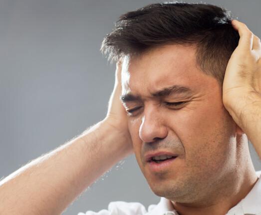 En av femnordmenn har tinnitus